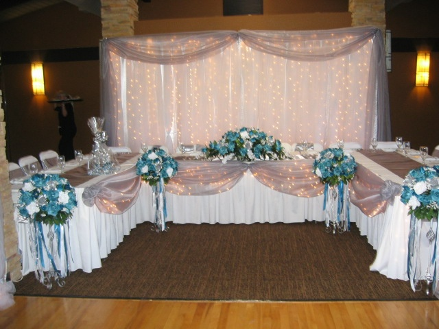 Beautiful wedding party table ideas contemporary styles ideas silver packages imperial design junglespirit Image collections